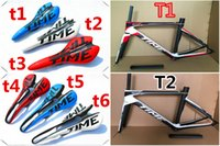 Wholesale The style of Time skylon carbon frames road bike frameset Made in china bicycle frames with BB30 BB68 K K