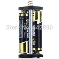 aa convert - Aluminium Alloy AA Flashlight Battery Holder Convert AA to D Size flashlight underwater battery operated candles with timer