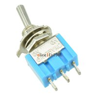 Wholesale Mini A V AC SPDT MTS Pin Position On on Toggle Switch Practic