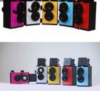 Wholesale DIY LOMO Camera adult Science Vo1 Twin Lens Reflex TLR Camera Holga Recesky Hot in Japan and EU USA