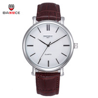 battery explosion - Explosion models Leather Belt Luxury Concise Fashion Badace Brand Watches Men Dress Casual Fashion Quartz Watch