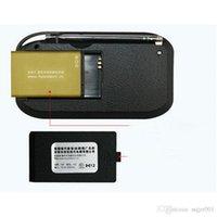 Wholesale 2016 new arrive Portable FM Digital Radio Digital Mini Speaker Radio Support TF SD Card H12