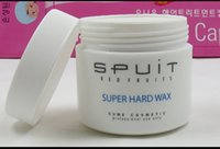 Wholesale SPUIT strong styling wax other male and female hair fluffy lasting moisture mud