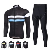 Wholesale Country Flag Bike Cycling Jerseys Compressed Reflective Anti Bacterial Full Sleeve Biker Clothing with Tops Pants for Adult ctz04