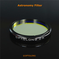 Wholesale O III CCD nm astronomical filter for CCD photography amp telescopes astronomic filter