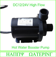 Wholesale 1000B Type Brushless DC Diapphragm Water Pump V V Water Circulation Pump High Flow L H Flow Max