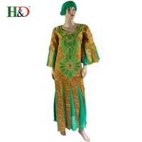 africa cotton - Africa Clothing Traditional African Print Dashiki Party Dresses sleeveless long Dress Plus Size Tops Sfrican Woman Bazin