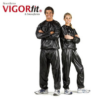 slimming sauna suits - Weight Loss Sauna Suit Sweat Clothes Clothing Men And Women Lose Weight Slimming Workout Clothes Diet Size L XL XXL XXXL