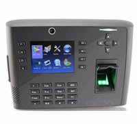 backup software - Backup Battery fingerprint access time attendance TCP IP support Iclock700 with software Biometric time recording system