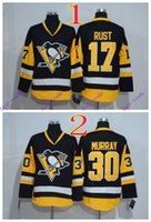 anti rust - pittsburgh penguins bryan rust throwback Cheap Hockey Jerseys Ice Winter Jersey All Stitched