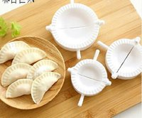 Wholesale Dumpling mould dough press DIY meat pie pastry maker tool samosa empanada size