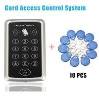 Wholesale rfid tag RFID Proximity Card Access Control System RFID EM Keypad Card Access Control Door Opener