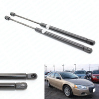 Wholesale 2pcs set Auto Door Trunk Gas Charged Spring Struts Lift Support For Dodge Stratus Chrysler Sebring