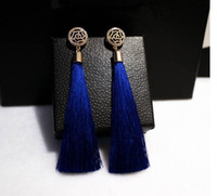 big gifts titanium - Momo Metal Dangle Big earrings for women brinco grande Tassel Earrings