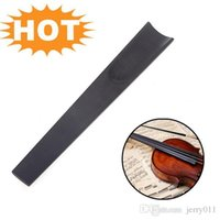 Wholesale Top Quality Violin Fingerboard Ebony Fingerboard Size for Musical Instrument Violin Parts Accessories