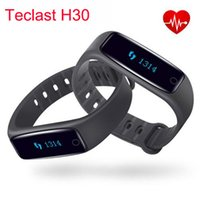Wholesale Teclast H30 H10 Fitness Smart Bracelet Wristband Bluetooth Heart Rate Monitor Actively Fitness Tracker for Android iOS