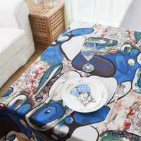 bar tables sale - Hot Sale elegant Tablecloth style Tablecloth for cafe bar living room kitchen Table cloth manteles mesa