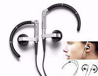b ears - New fashion strong deep bass B O bang and olufsen A8 rotatable stereo heavy bass sport Ear Hook headset earphone Hi Fi headphone