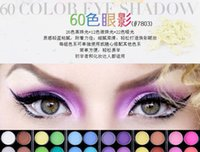 Wholesale Eye shadow Palette Colors Professional Make up Eye Shadow Blush Lip Gross with Concealer Blush Lipstick