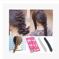 Wholesale 2014 new Hemp flowers braided hair braider wavy styling tool bar accessories