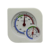 Wholesale Indoor Nursery Thermometer Hygrometer Temperature Temp Wet Humidity Meter Gauge