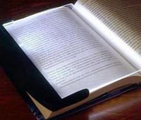 Чтение панели Цены-Магия ночного видения свет СИД чтения книги света плоской плиты Портативный лампы Автомобильные путешествия панель с розничной коробкой