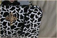 ask bag - Ms leather hand bag efficiency asked big eyes hand bag shoulder bags