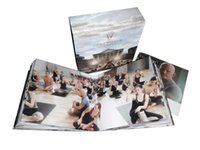 Wholesale 2015 Hot Yoga Warrior with Rudy Mettia DVD Fitness Yoga Workout Weight Loss Program Finess DVDs Workout DVD Excercise
