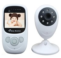Wholesale 2016 Baby Monitor Night Vision Way Talk Color Video Baby Monitor Wireless Safety Camera from lomefo