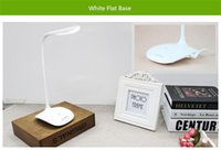 adjustable table base - Creative European Style USB Rechargeable Table Lamp LED Eye Shield Table Lamp Eye Protection Light Adjustable Flat Base