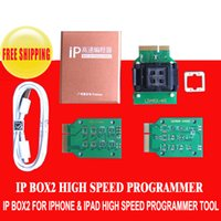 apple account - IP box high speed programmer box for for bit and bit ic programmer for Iphone5 s p Ipad bypass icloud account