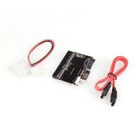 Wholesale High Quality IDE To SATA Serial ATA Bilateral HDD Adapter Converter Compatible With ATA