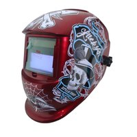 Wholesale Lithium battery Solar auto darkening welding helmet mask welding special auto darkening welding cap