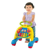 Wholesale Brilliant Basics Musical Activity Walker New