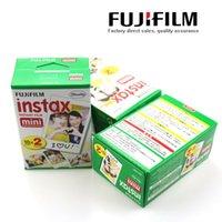 Wholesale Fujifilm Instax Mini Film sheets Instant Photo Sheets Stickers for Instax Mini s s Mini8 Camera Paper