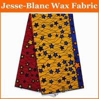 batik fabrics - 6yards real veritable block wax cotton batik super quality african prints fabric new design printed ankara guaranteed