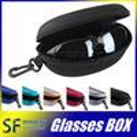 Wholesale Glasses Eyeglasses Sunglass Zipper Glasses bag sunglasses case suitable Colorful lovely Summer holiday