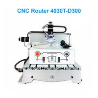 Wholesale Mini CNC Router CNC T D300 CNC Milling Machine With W Spindle For PCB Drilling Woodworking