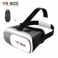 best wireless mice - 2016 Best Selling Google Cardboard VR BOX Version VR Virtual Reality Glasses Smart Bluetooth Wireless Mouse Remote Control Gamepad