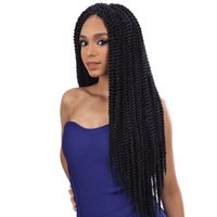 Wholesale Thick and Soft Brazilian Hair Density synthetic Lace front Wigs braided hair with Hair for Black Woman