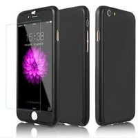 apple black hole - 360 Degree Full Coverage with Tempered Glass Hybrid Protective Cover Case with Hole For iPhone S inch MOQ