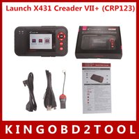 auto tester price - Price for auto diagnostic tester original Launch X431 Creader VII CRP123 launch creader hot sales