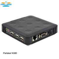 Wholesale Partaker N380 WIN CE Thin Clients With3 USB ports ARM11 MHz