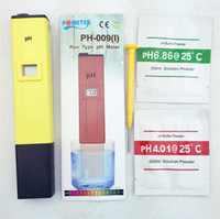 Wholesale Pocket Pen Water PH Meter Digital Tester PH IA pH for Aquarium Pool Water Laboratory off