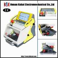 lock auto security - High security key cutting machine price car key cutting machine sec e9 key cutting machine for sale
