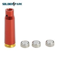 airsoft pistol accessories - 7 x39 R Laser Hunting Accessories Pistol Tactical Cartridge Red Laser Bore Sighter for Airsoft Tactical Hunting Scopes order lt no track
