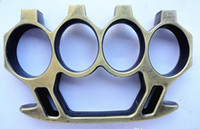 Wholesale Death squads Knuckles THICK CHROMED STEEL BRASS KNUCKLES KNUCKLE DUSTER
