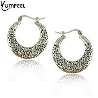 antique tibetan earrings - Mix minimum order USD10 Tibetan Vintage Jewelry Antique Earrings Bohemian Tibetan Silver Plated Vintage Earring
