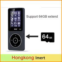 Wholesale Latest Ultrathin GB MP3 Player Build in Speaker Inch Screen can play h Original Onda N15 With FM E Book Clock Data