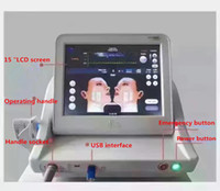 Wholesale 2016 Hottest HIFU high intensity focused ultrasound face lifting wrinkle removal Ultherapy HIFU machine DHL